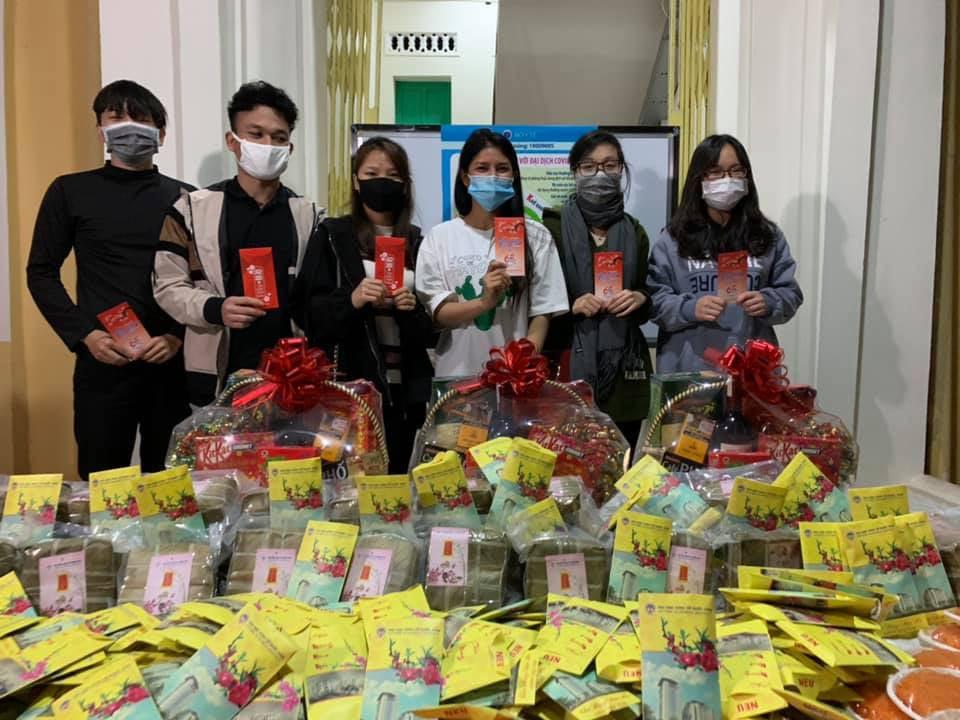 Cuộc sống đặc biệt giữa bối cảnh dịch bệnh Covid-19 của những sinh viên, lưu học sinh nước ngoài trên đất Việt - Ảnh 4.
