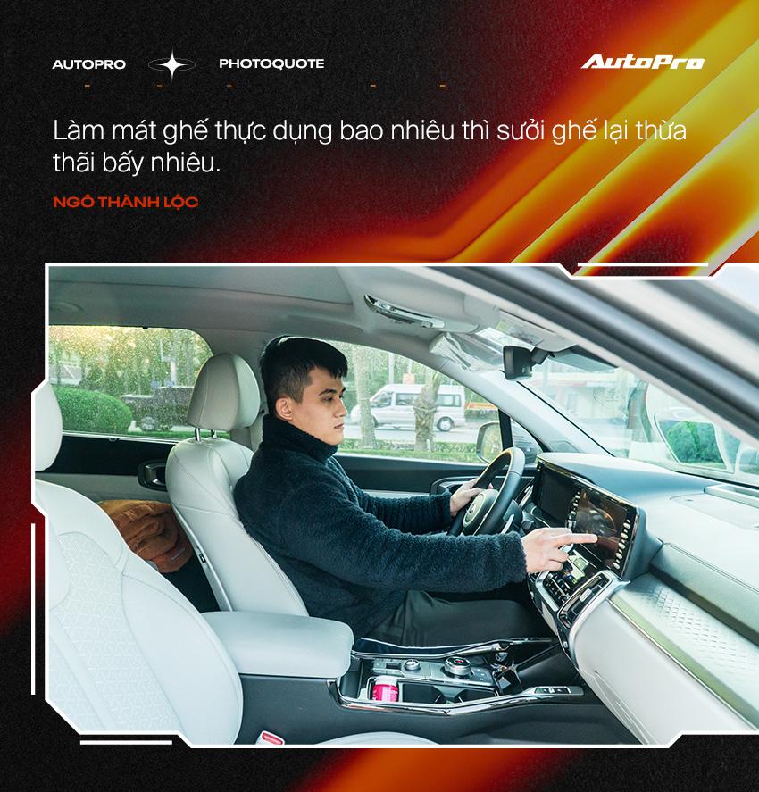Người dùng đánh giá Kia Sorento 2021: Có cái hơn Range Rover, tiết kiệm hơn Fadil nhưng còn nhiều 'cái gai' cần khắc phục - Ảnh 8.