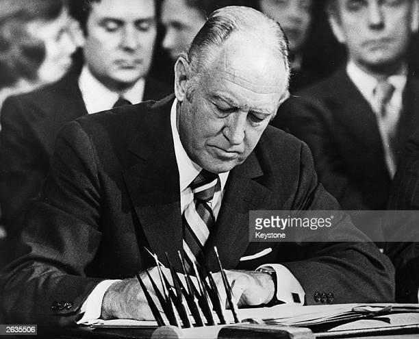 8 nhân vật chủ chốt trong Hội nghị Paris về Việt Nam (1968-1973) gồm những ai? - Ảnh 8.