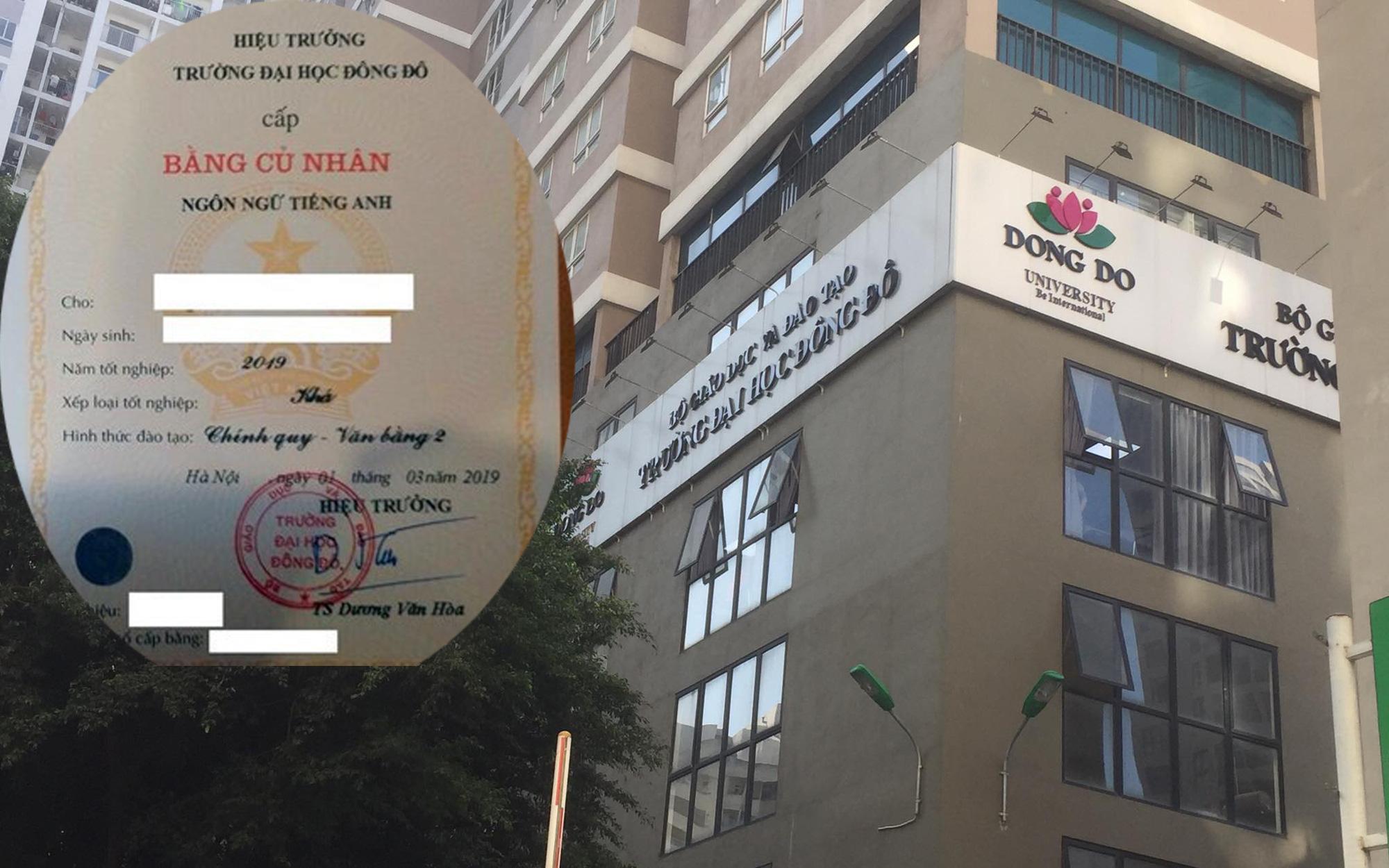 Vụ bằng giả Đại học Đông Đô: Cán bộ sử dụng bằng giả thi viên chức vào UBND tỉnh Thái Bình