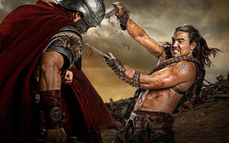 Đỉnh cao nghệ thuật dùng binh của Spartacus khiến La Mã khiếp sợ - Ảnh 5.
