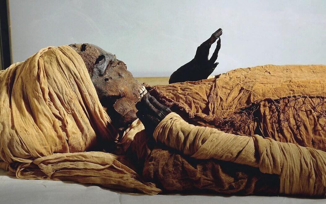 Hé lộ bí mật về cái chết thảm khốc của pharaoh Ai Cập - Ảnh 1.