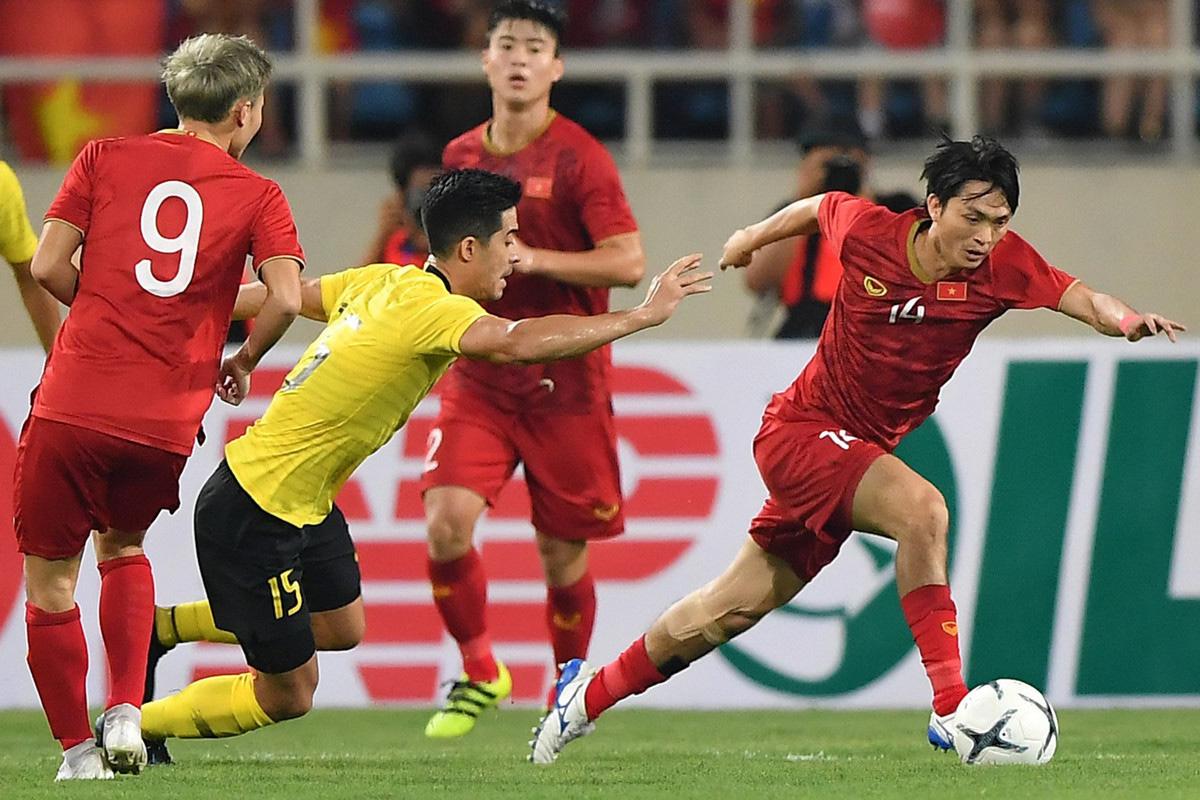Lộ địa điểm ĐT Việt Nam tái đấu Malaysia tại Vòng loại World Cup 2022? - Ảnh 1.