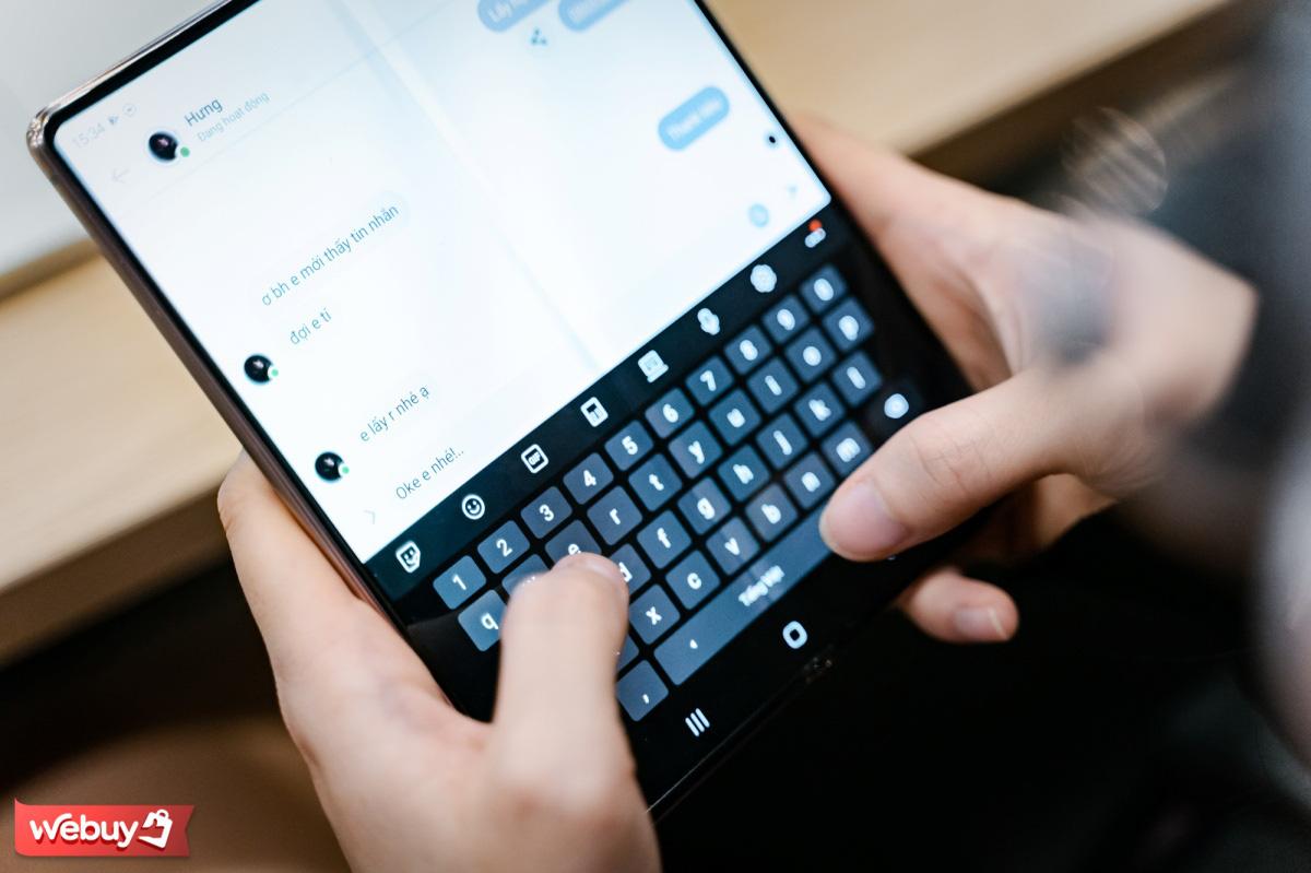 Hào hứng dùng điện thoại đắt nhất của Samsung, sau 2 tuần người phụ nữ này rút ra bài học kinh nghiệm ai cũng nên biết - Ảnh 2.