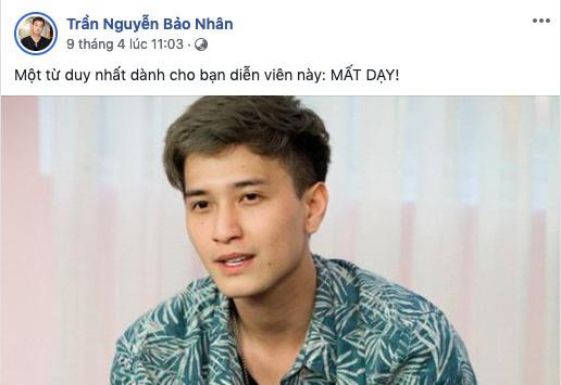 Huỳnh Anh và cách ứng xử khó hiểu trước scandal - Ảnh 6.
