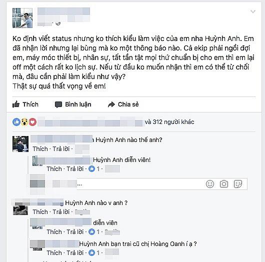 Huỳnh Anh và cách ứng xử khó hiểu trước scandal - Ảnh 4.