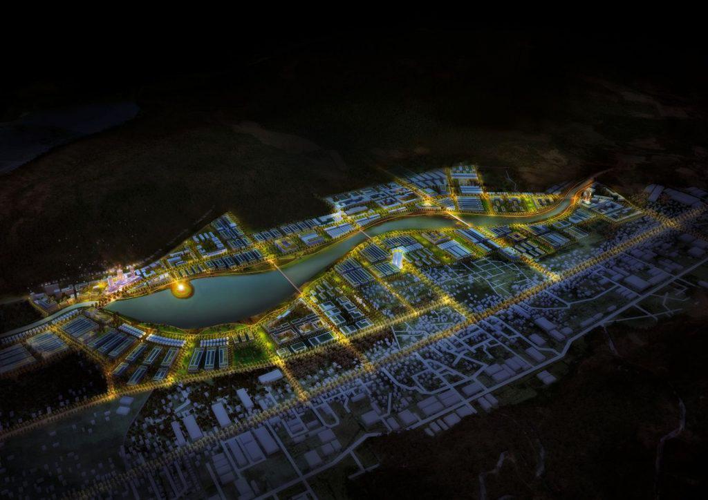 """Bình Định chấp thuận dự án khu đô thị """"khủng"""" hơn 2.200 tỷ đồng - Ảnh 1."""