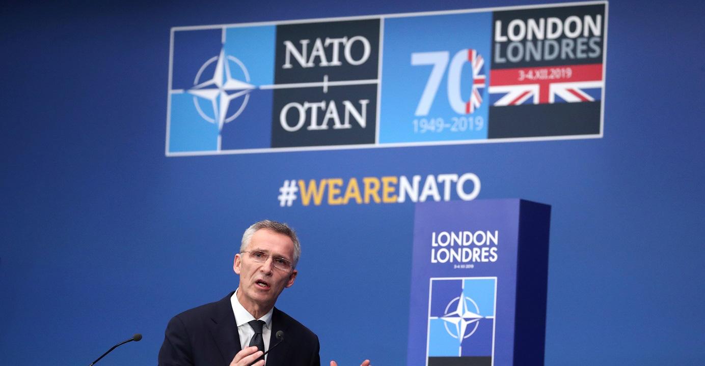 NATO chơi ván bài mới để khóa tay Trung Quốc - Ảnh 1.