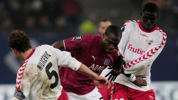 """Pape Omar: """"Đỉnh cao"""" UEFA Champions League, bán độ và... V.League - Ảnh 1."""