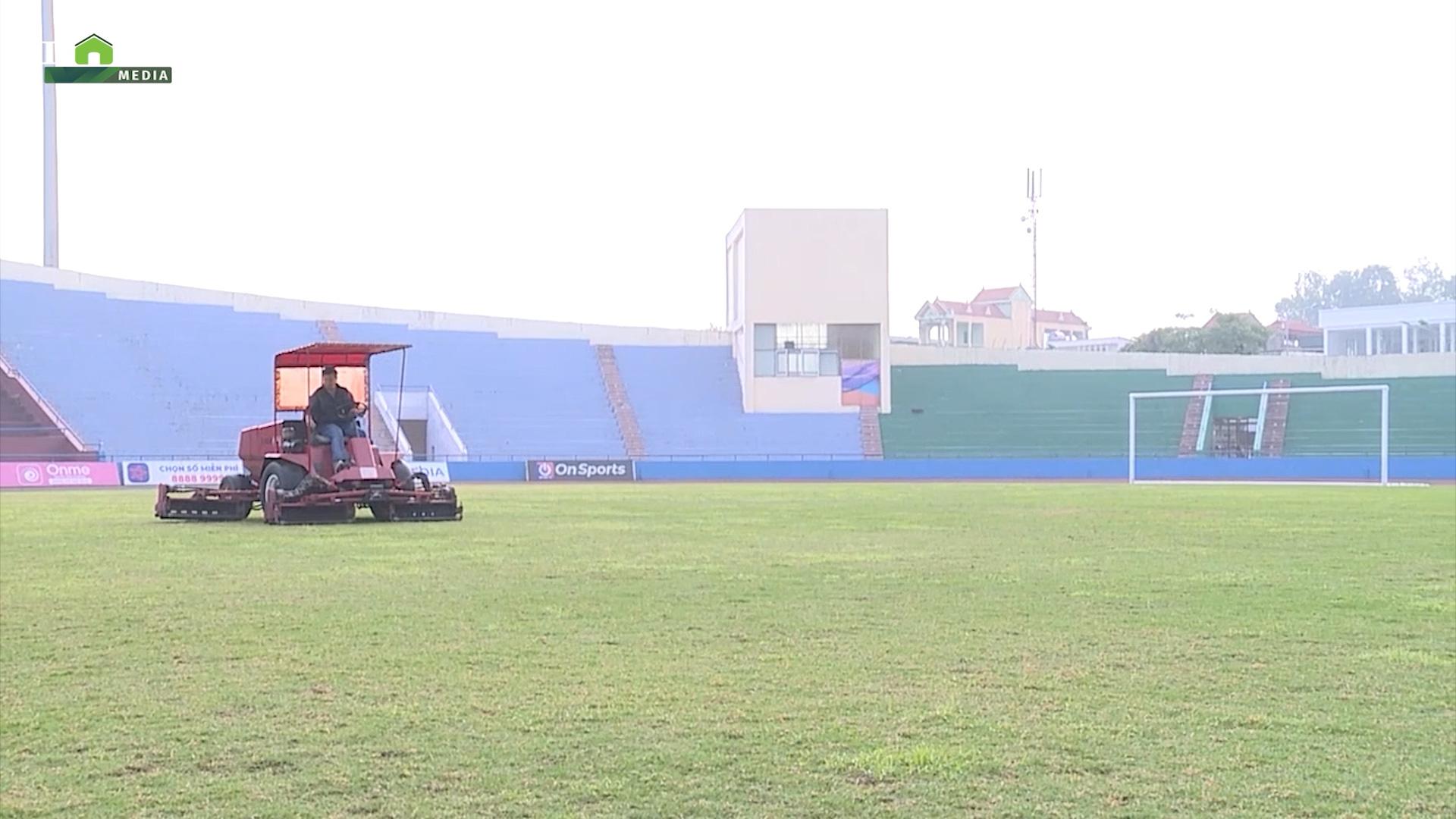 Phú Thọ: Sẵn sàng tổ chức vòng bảng bóng đá nam SEA Games 31 - Ảnh 3.