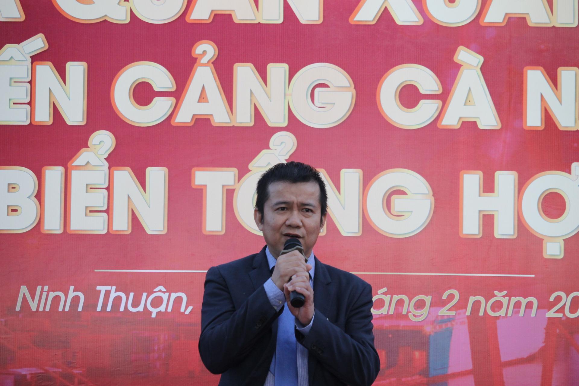 Trungnam Group tổ chức lễ ra quân xuân 2021  - Ảnh 1.
