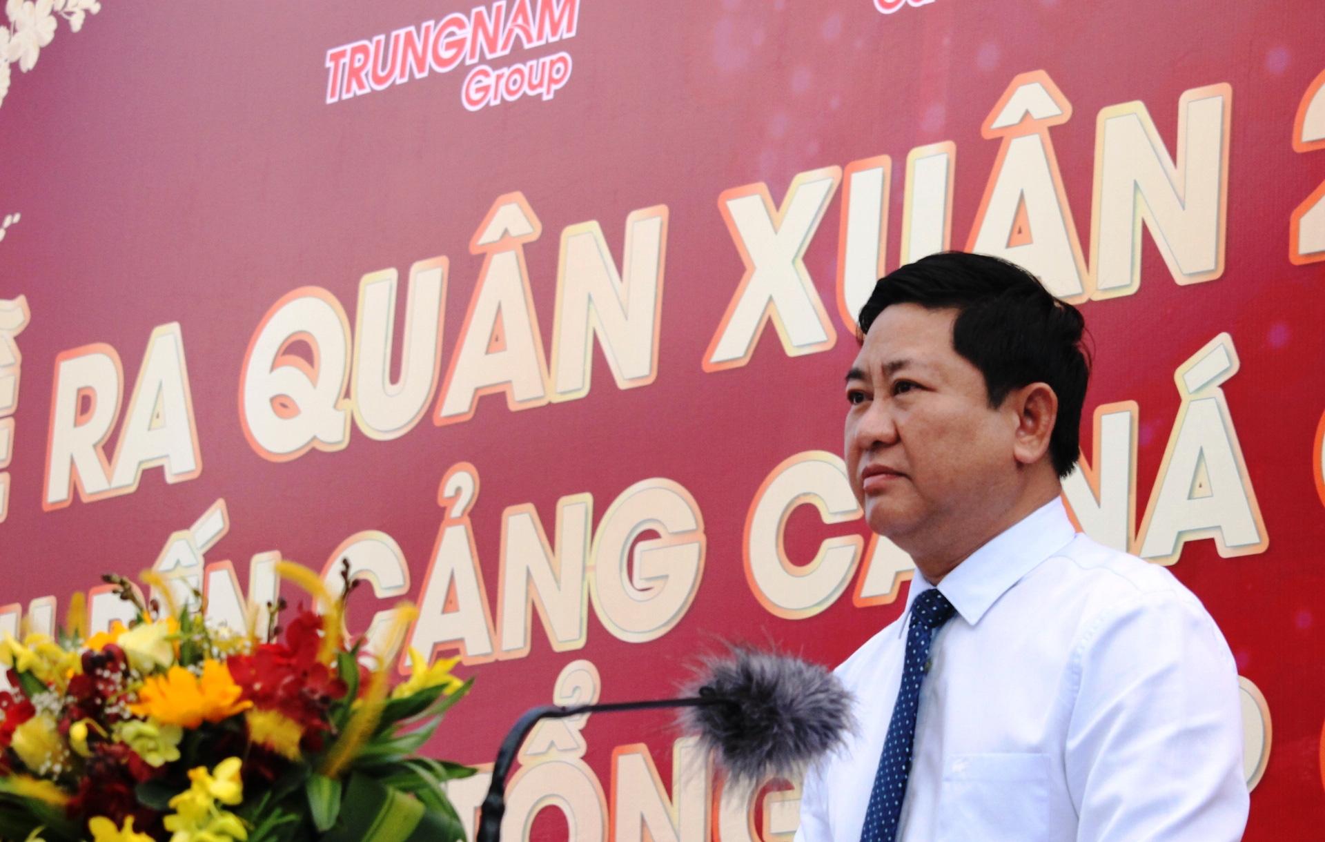 Trungnam Group tổ chức lễ ra quân xuân 2021  - Ảnh 2.