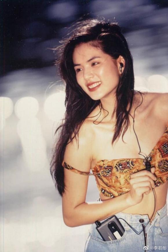 """Mỹ nhân phim cổ trang Trung Quốc bỗng bị """"đào lại"""" ảnh hiếm hoi mặc bikini quyến rũ - Ảnh 4."""
