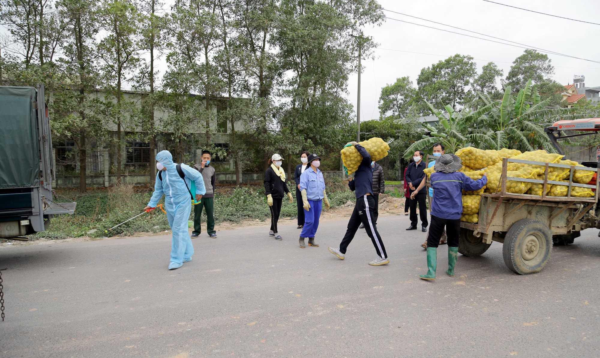 Quảng Ninh kết nối tiêu thụ thành công nông sản cho người dân bị ảnh hưởng bởi dịch Covid-19 - Ảnh 2.