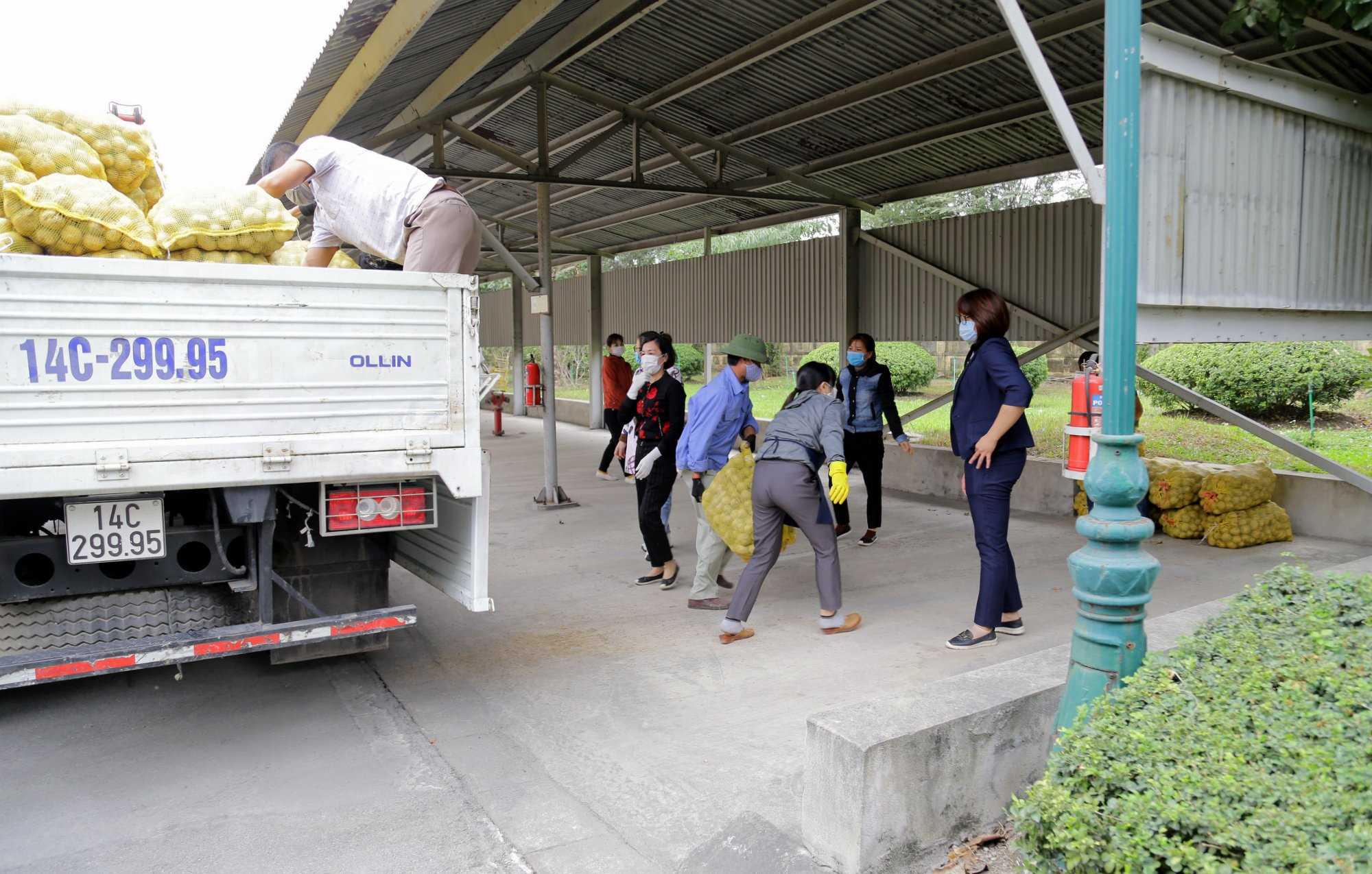 Quảng Ninh kết nối tiêu thụ thành công nông sản cho người dân bị ảnh hưởng bởi dịch Covid-19 - Ảnh 5.