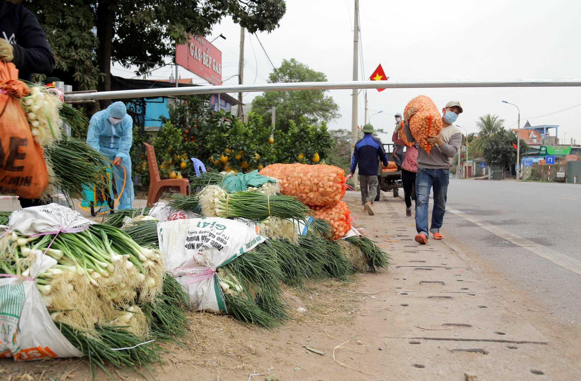 Quảng Ninh kết nối tiêu thụ thành công nông sản cho người dân bị ảnh hưởng bởi dịch Covid-19 - Ảnh 8.