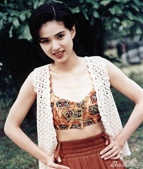 """Mỹ nhân phim cổ trang Trung Quốc bỗng bị """"đào lại"""" ảnh hiếm hoi mặc bikini quyến rũ - Ảnh 3."""