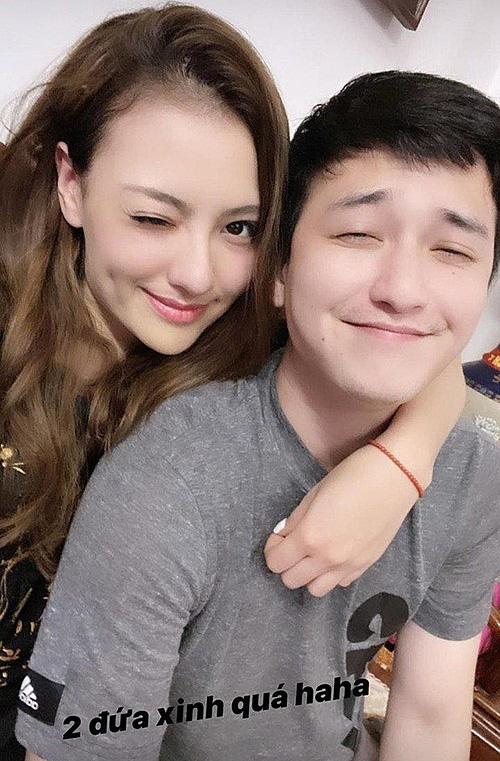 Huỳnh Anh và những cuộc tình toàn mỹ nhân trước khi cầu hôn bạn gái hơn tuổi - Ảnh 2.