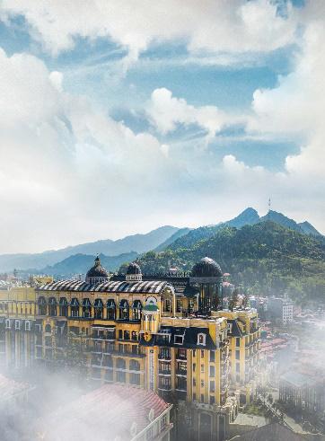 Sun Plaza Cau May – Dòng BĐS hot nhất 2021 tại Sa Pa - Ảnh 1.