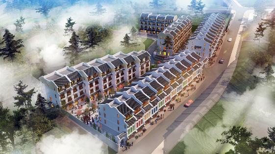 Sun Plaza Cau May – Dòng BĐS hot nhất 2021 tại Sa Pa - Ảnh 2.