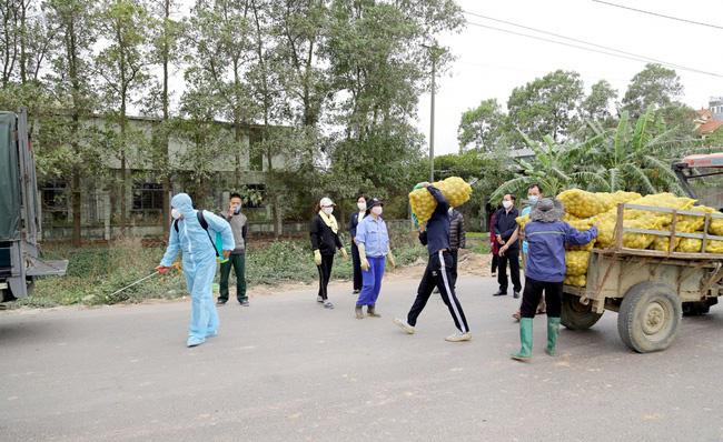 Quảng Ninh kêu gọi tiêu thụ nông sản cho nông dân vùng dịch - Ảnh 1.