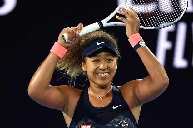 Thắng chóng vánh, Naomi Osaka lần thứ hai vô địch Australia Open - Ảnh 1.