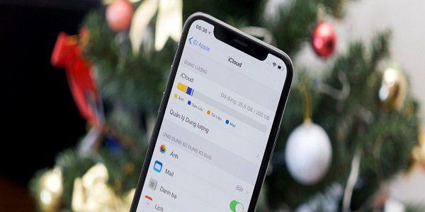 Mẹo xử lý iCloud trên iPhone bị đầy dung lượng mà không tốn tiền - Ảnh 1.