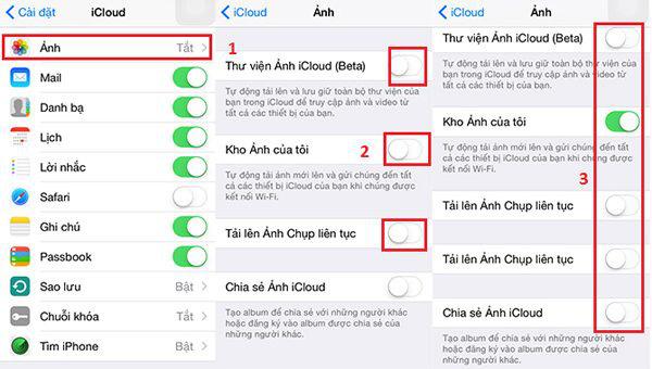 Mẹo xử lý iCloud trên iPhone bị đầy dung lượng mà không tốn tiền - Ảnh 4.