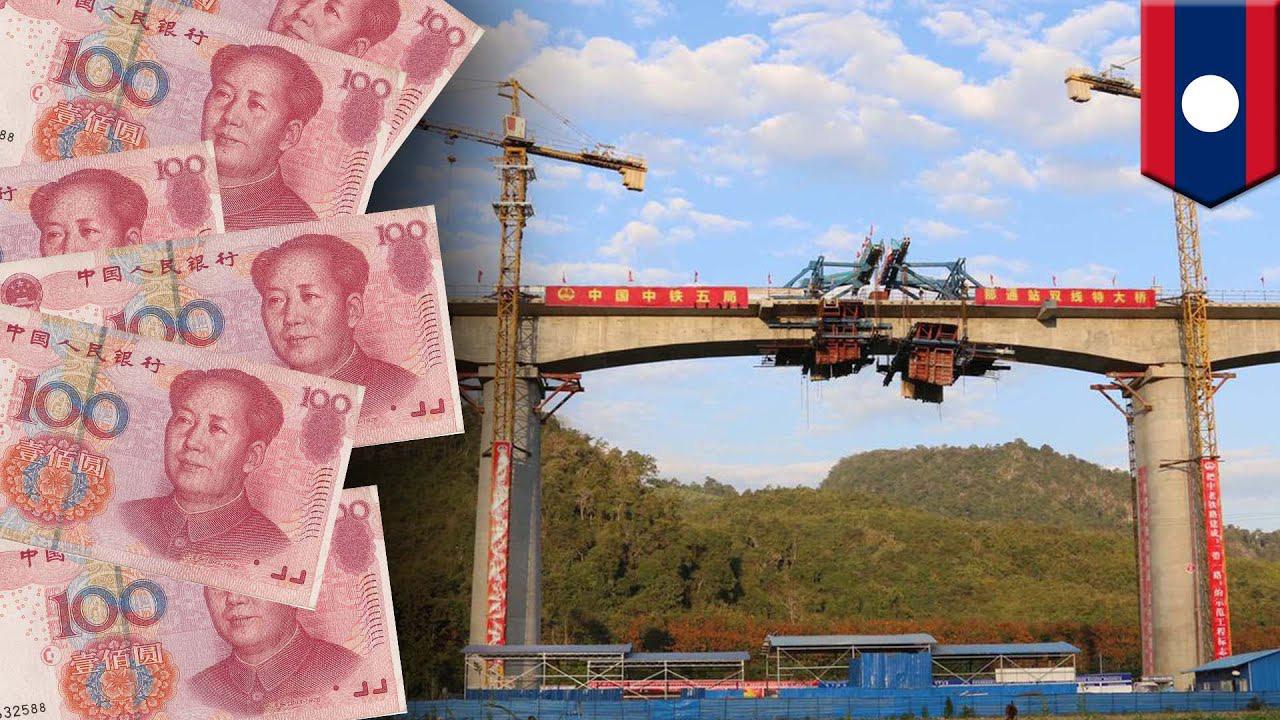 """""""Khôn khéo"""" hơn Campuchia, liệu Lào có rơi vào bẫy nợ Trung Quốc? - Ảnh 1."""
