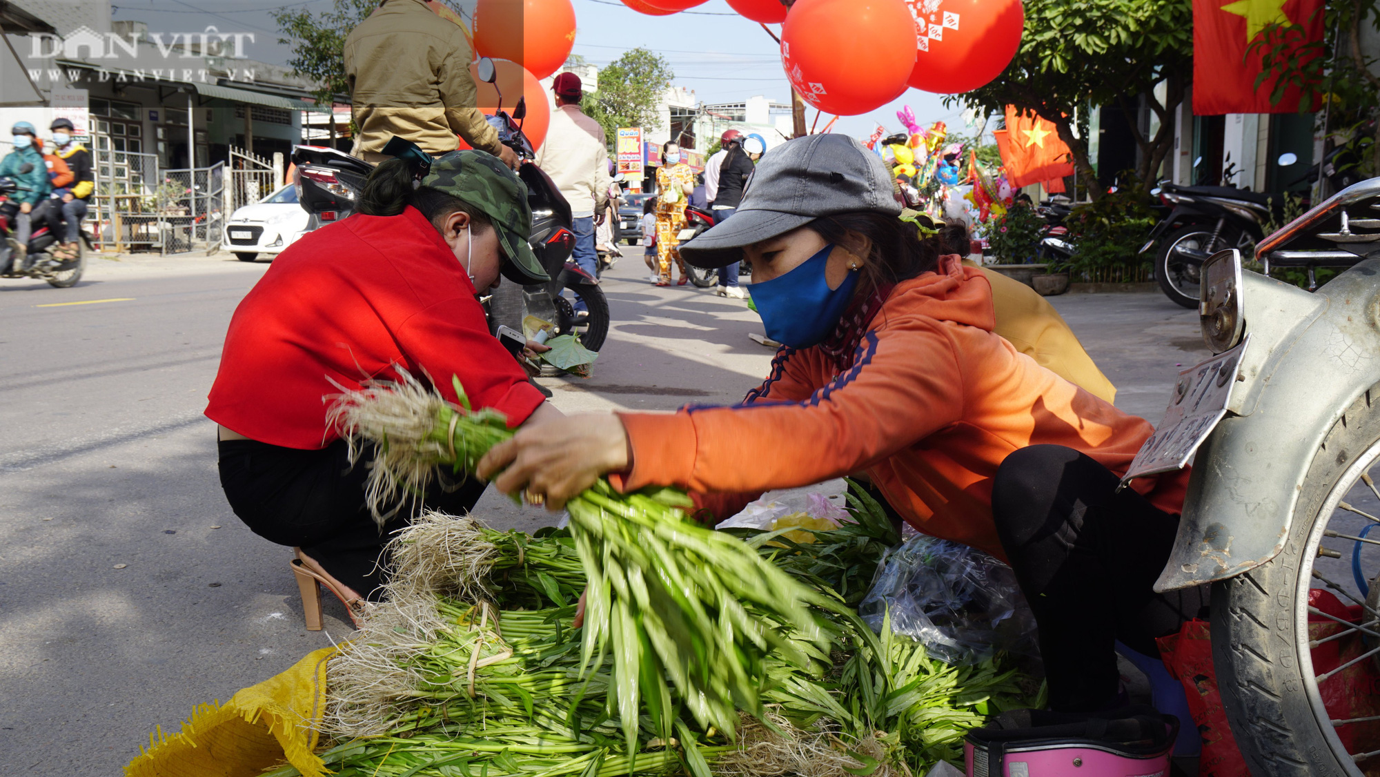 """Phiên chợ """"hiếm thấy"""" ít người biết ở Bình Định, mỗi năm chỉ họp duy nhất 1 lần - Ảnh 6."""