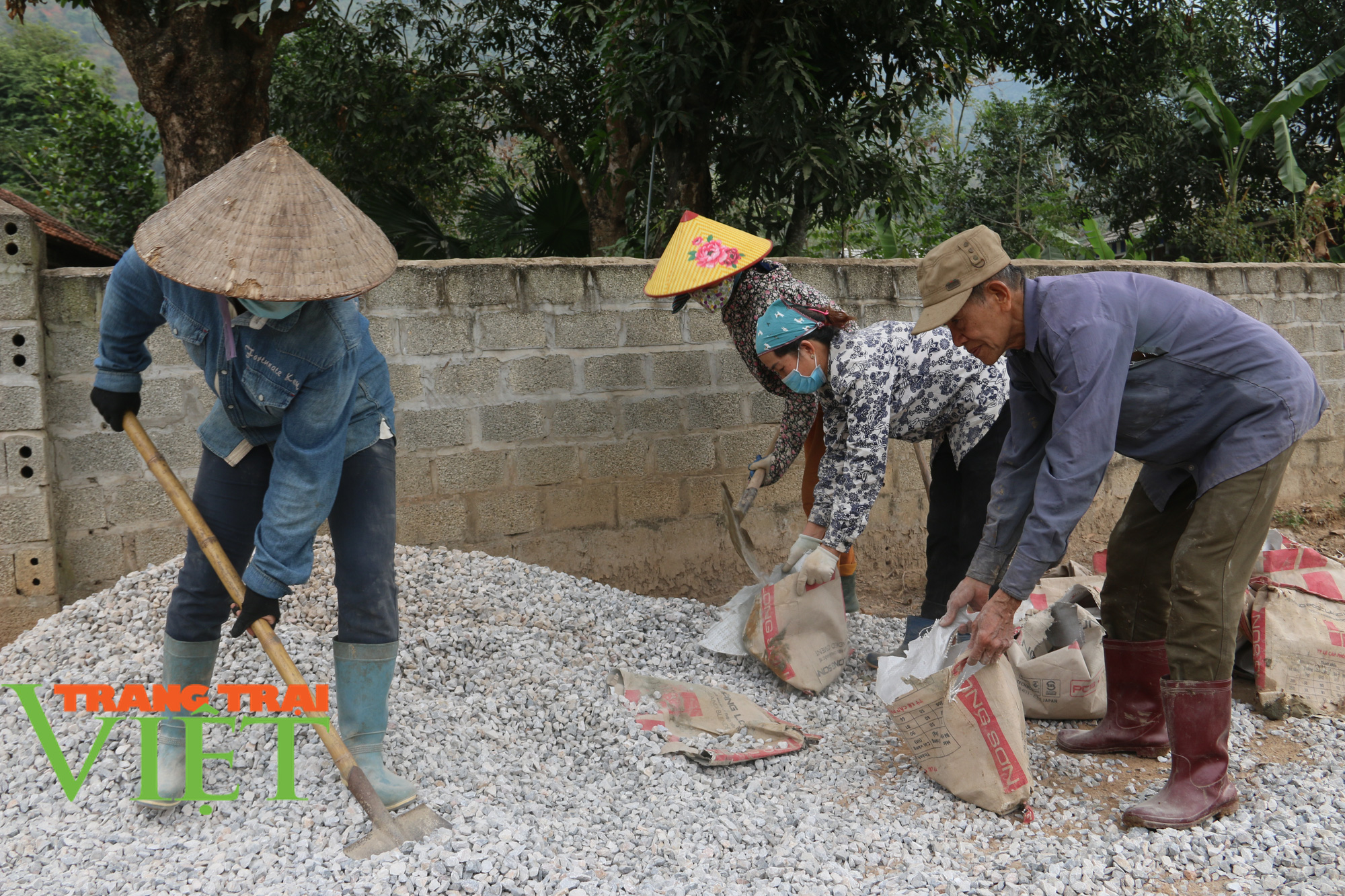 Mai Châu xây dựng nông thôn mới, đô thị văn minh - Ảnh 8.