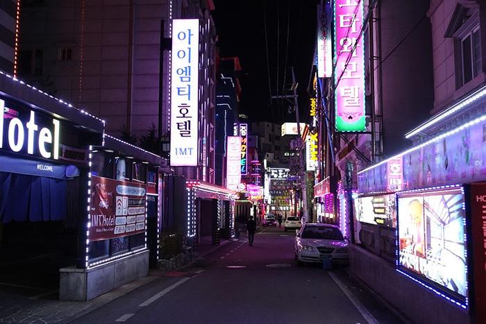 """Hàn Quốc: Mục tiêu trở thành """"điểm đến trăng mật"""" của các khách sạn Tình yêu - Ảnh 1."""
