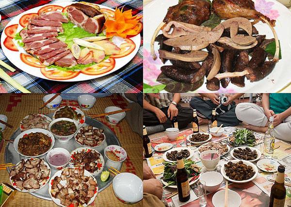 9 món ăn Việt Nam khiến khách Tây sợ hãi - Ảnh 1.