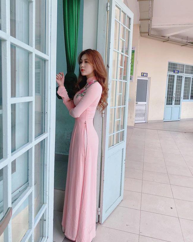 """""""Cô giáo nóng bỏng, gợi cảm nhất Việt Nam"""" sở hữu vóc dáng y như người mẫu - Ảnh 3."""