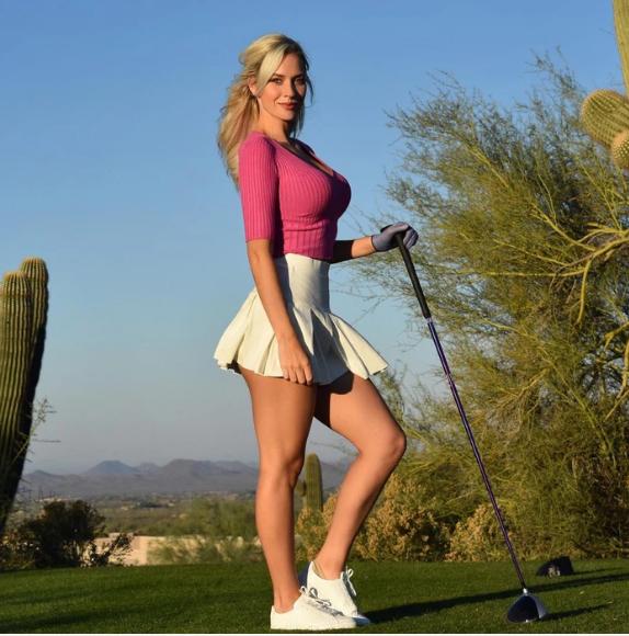 Nhờ vòng 1 siêu khủng, nữ golf thủ kiếm tiền giỏi hơn Tiger Woods - Ảnh 7.