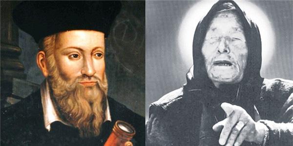 Sóng thần, đại hồng thủy: Lời tiên tri đáng sợ của Vanga, Nostradamus về năm 2021 - Ảnh 1.
