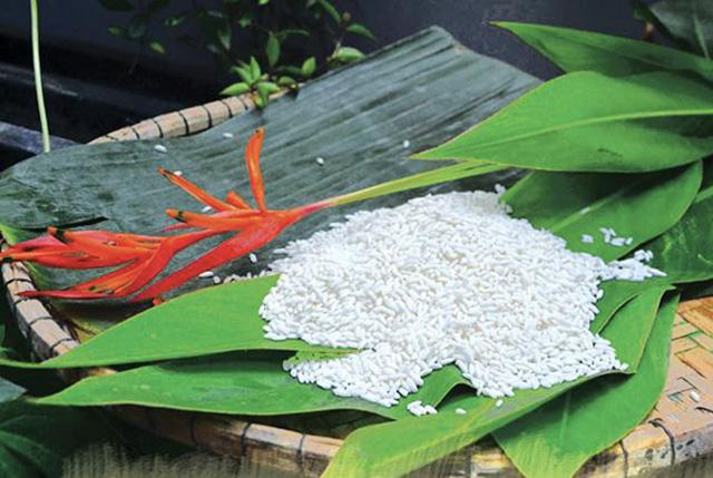 Quảng Ngãi: Đến Sa Huỳnh đừng quên thưởng thức những món ăn từ nếp ngự  - Ảnh 3.