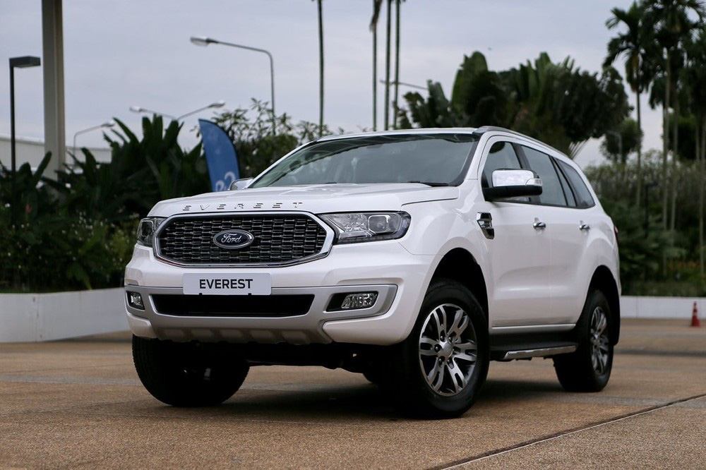 Ford Everest giảm giá sốc, người dùng Việt khó cưỡng - Ảnh 1.
