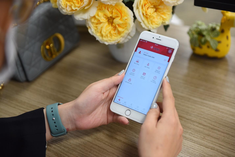 DOJI tăng cường các biện pháp phòng chống dịch cho khách hàng dịp Thần tài 2021 - Ảnh 7.