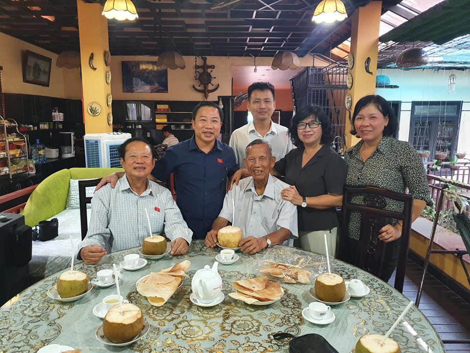 """ĐBQH Lưu Bình Nhưỡng: Tôi luôn được nguyên Phó Thủ tướng Trương Vĩnh Trọng thông cảm, chia sẻ trước """"sóng gió"""" - Ảnh 1."""