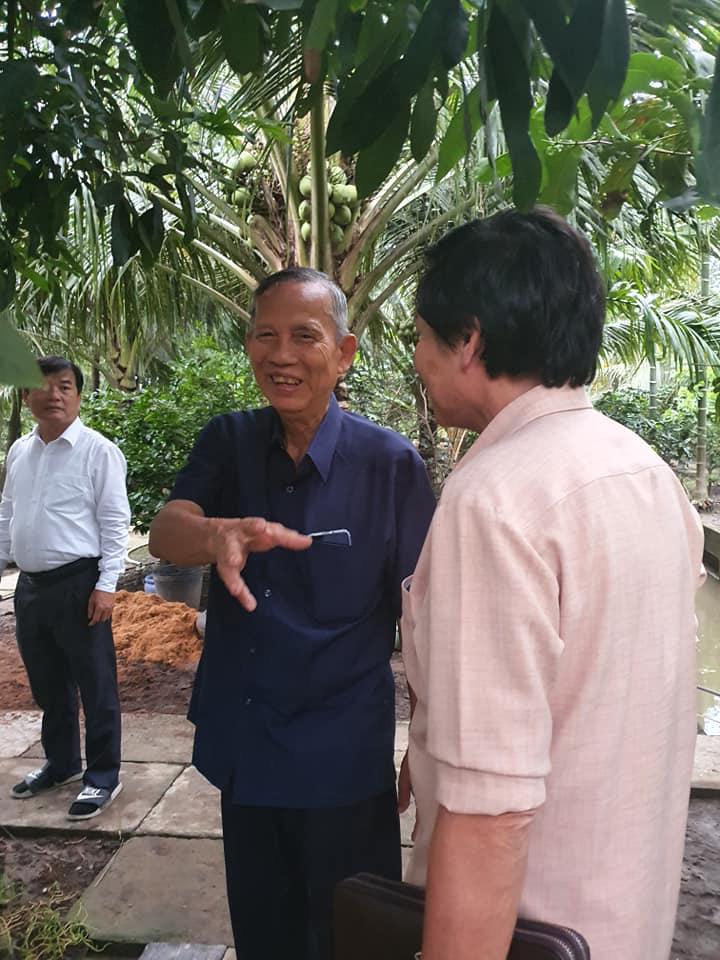 """ĐBQH Lưu Bình Nhưỡng: Tôi luôn được nguyên Phó Thủ tướng Trương Vĩnh Trọng thông cảm, chia sẻ trước """"sóng gió"""" - Ảnh 2."""