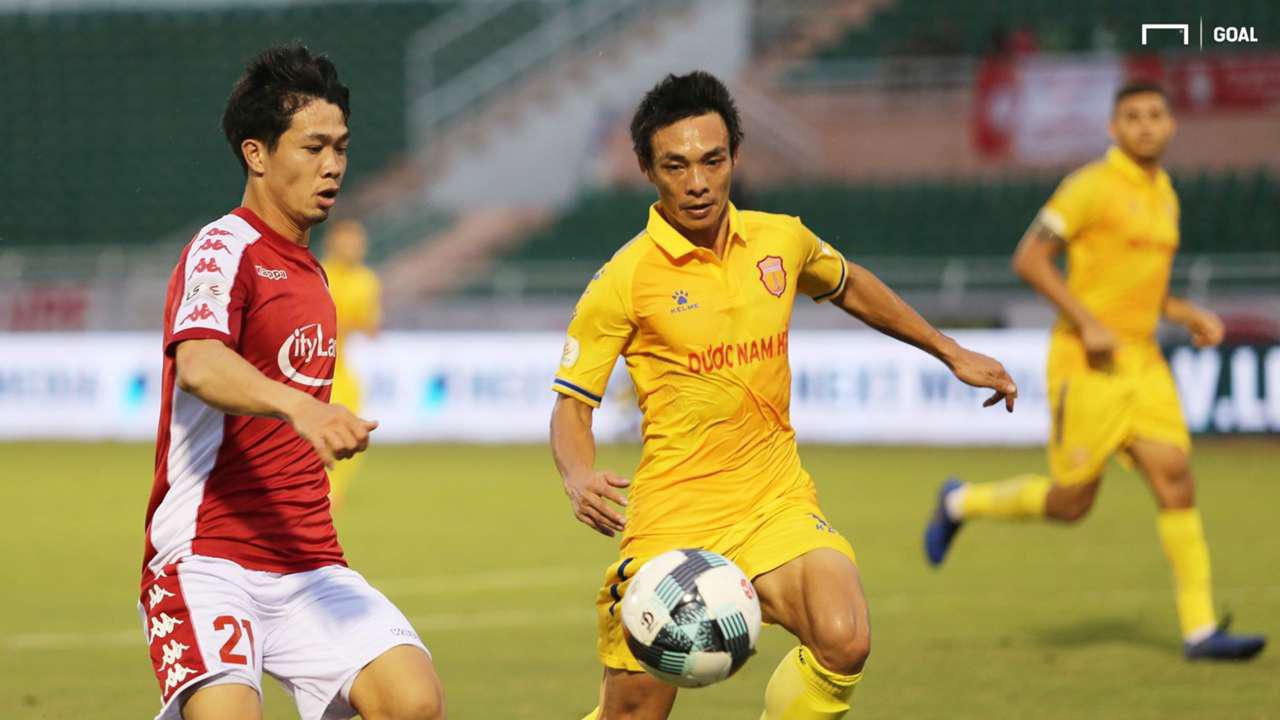 Chỉ cần Văn Nhiên đứng đó, bóng đá Nam Định cần anh! - Ảnh 1.