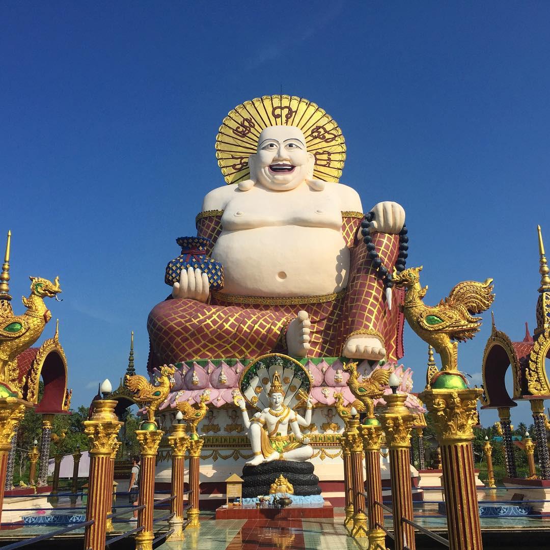 Đền Wat Plai Laem – ngôi đền sở hữu pho tượng Phật Bà Quan Âm 18 tay vô cùng độc đáo - Ảnh 6.