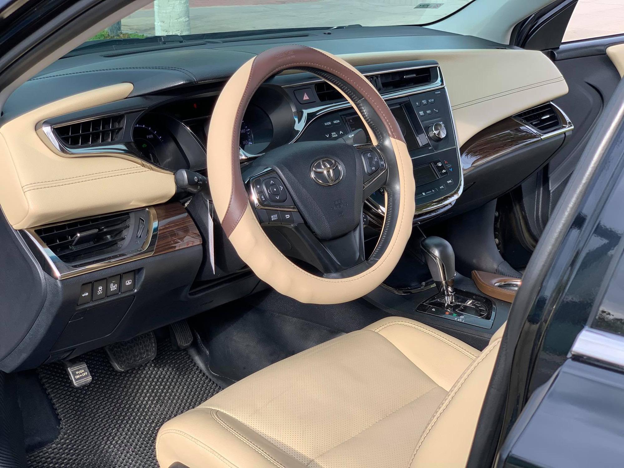 Chạy 12.000km/năm, xe đại gia một thời Toyota Avalon hạ giá rẻ ngang Camry 2021 - Ảnh 4.