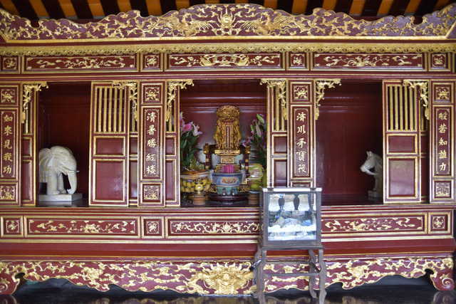"""Thừa Thiên Huế: Đẹp mê mẩn cầu ngói Thanh Toàn gần 250 tuổi sau """"đại trùng tu"""" - Ảnh 8."""