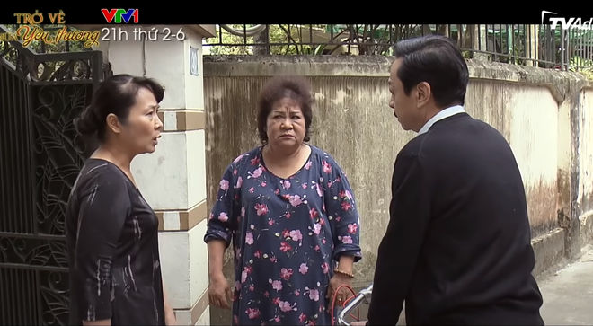 """Trở về giữa yêu thương tập 37: Ông Phương lại gặp """"sóng gió"""" gia đình - Ảnh 2."""
