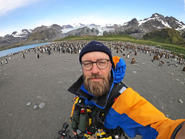 Ngây người khi phát hiện con chim cánh cụt màu vàng độc lạ, cực kỳ hiếm có - Ảnh 6.
