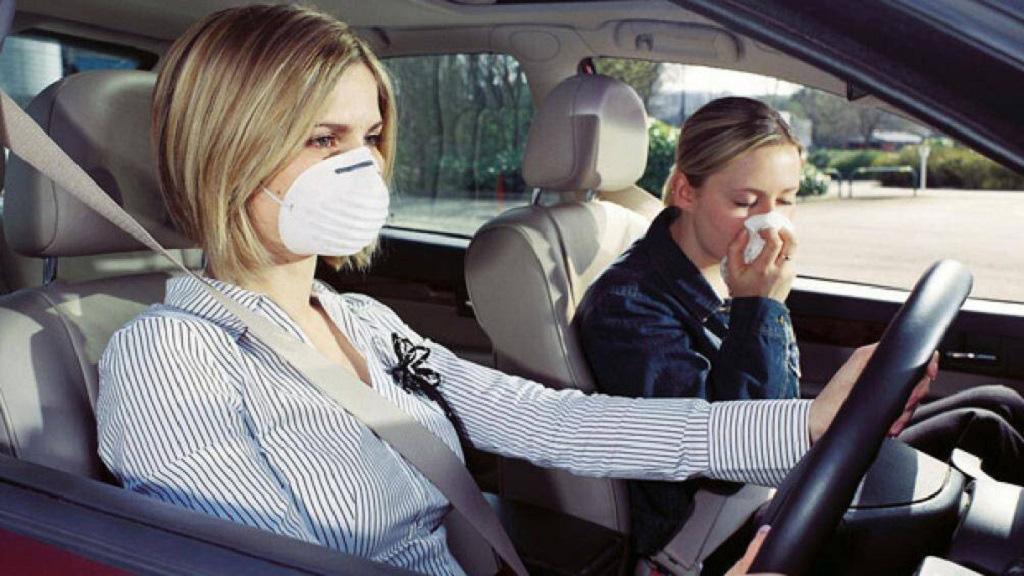 Nguy cơ lây lan virus SARS-CoV-2 trong môi trường xe ô tô - Ảnh 1.