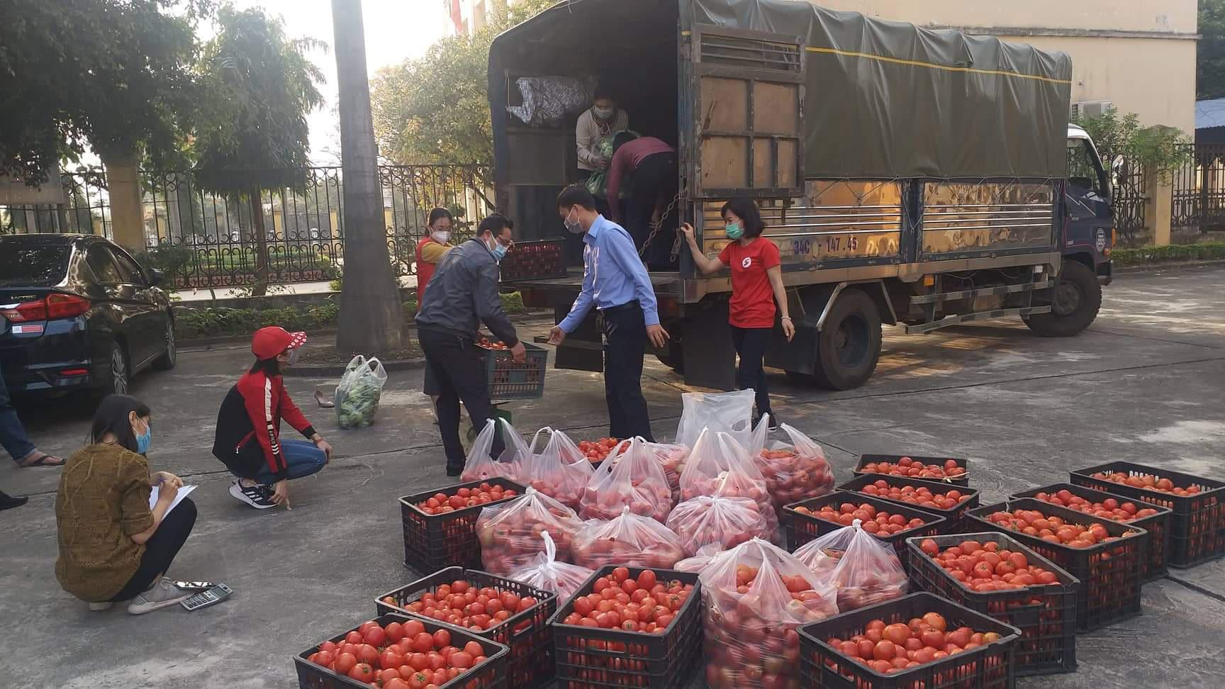 Lo ngại điều này, Sở NNPTNT tỉnh Hải Dương công khai giá từng loại nông sản - Ảnh 1.