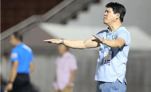 Ai thay HLV Vũ Tiến Thành dẫn dắt CLB Sài Gòn FC? - Ảnh 1.